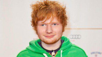 testo accordi chitarra spartiti Ed Sheeran
