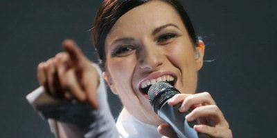 testo accordi chitarra spartiti Laura Pausini
