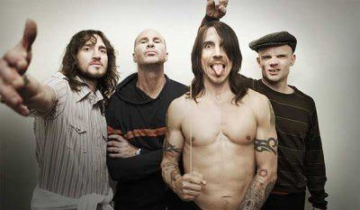 testo accordi chitarra spartiti Red Hot Chili Peppers