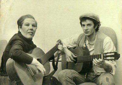 testo accordi chitarra spartiti Rosa Balistreri