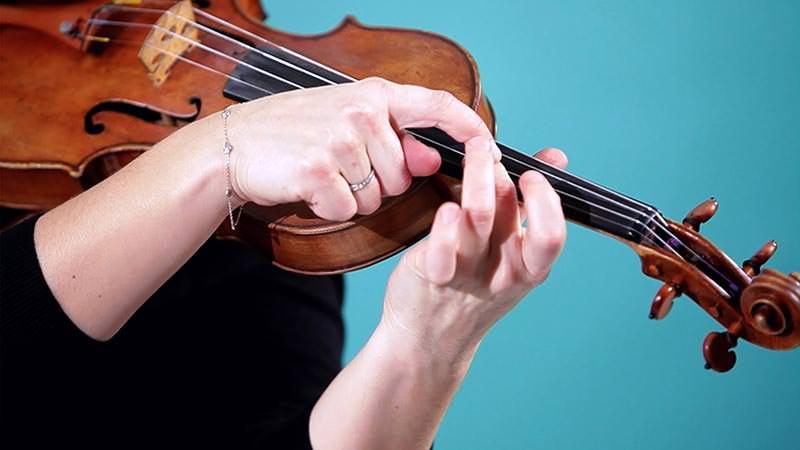vibrato-violino