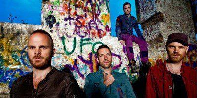 testo accordi chitarra spartiti Coldplay