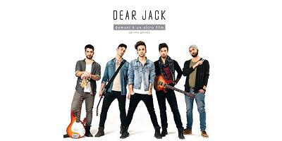 Testo e accordi chitarra Dear Jack