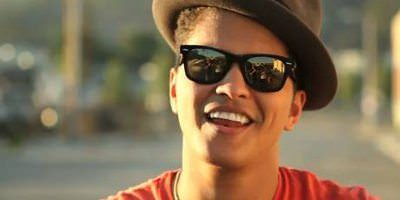 testo accordi chitarra spartiti Bruno Mars