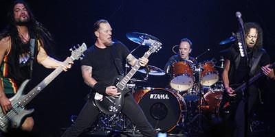 testo accordi chitarra spartiti Metallica