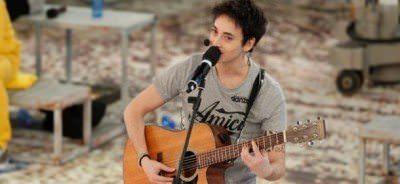 testi accordi chitarra Luca Tudisca amici