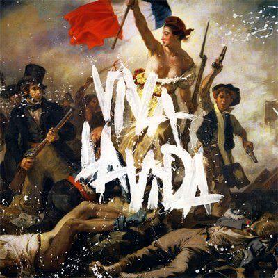 testi accordi chitarra Viva La Vida