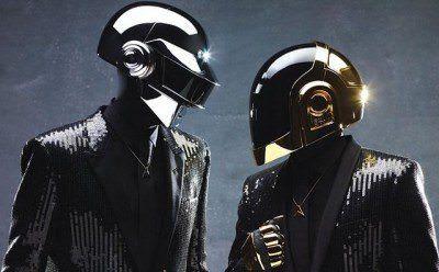 testo accordi chitarra spartiti Duft Punk