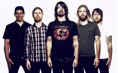 testo accordi chitarra spartiti Foo Fighters