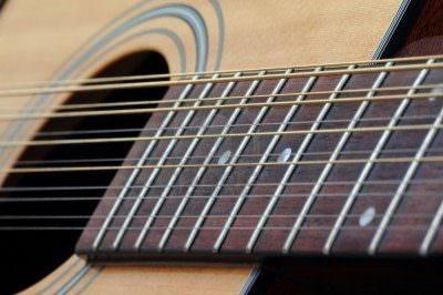 Come accordare la chitarra a 12 corde