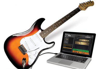 Collegare chitarra al PC