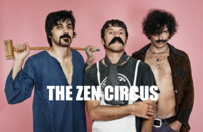 testo accordi chitarra spartiti The Zen Circus